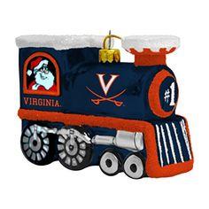 Virginia Cavaliers Christmas Ornament