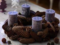 30 Vibrant Purple Christmas Decorations   DesignRulz