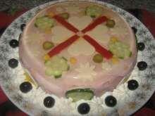 Jak udělat aspikové misky   recept Birthday Cake, Desserts, Recipes, Food, Dinners, Tailgate Desserts, Birthday Cakes, Deserts, Dessert