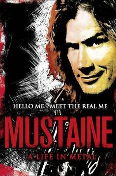 Autobiography: Dave Mustaine - Megadeth