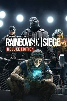 Special discount for Tom Clancy's Rainbow Six Siege Deluxe Edition Year 4 at Green Man Gaming. Rainbow Six Siege base game & The 8 Year 1 Operator Ps3, Playstation Games, Xbox One Games, The Elder Scrolls, Grand Theft Auto, March Of Empire, Counter Terrorist Unit, Instant Gaming, Jeux Xbox One