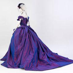 Vivienne Westwood's wedding gown for Dita Von Teese