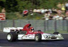 Niki Lauda, BRM P160E, 1973 Belgian GP, Zolder F1 Racing, Road Racing, Vintage Racing, Vintage Cars, Belgian Grand Prix, The Golden Years, First Car, Formula One, Race Cars
