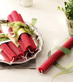 How to Make Beeswax Candles | Crafts for Home | Hostess Gift — Country Woman Magazine