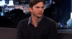 "Ashton Kutcher Tells Charlie Sheen to ""Shut the F*ck Up"" On Jimmy Kimmel"
