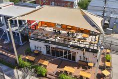 Oak & Ivy Rooftop Deck