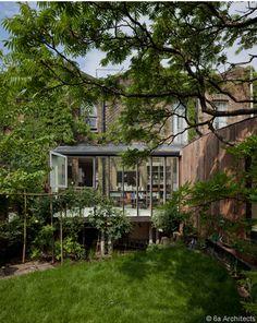 Tree House, Whitechapel, London, 2013