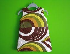 small dreamfactory: Free pattern baby dress (Size 4-6 months)