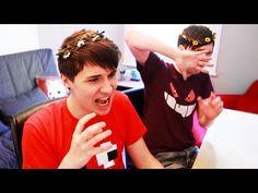 Dan and Phil vs. Tumblr - YouTube