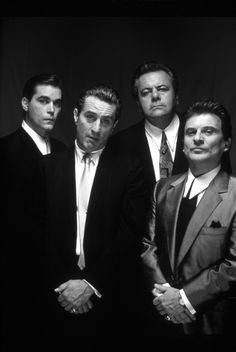 """Goodfellas (1990) - """"If you're part of a crew, nobody ever tells you that they're going to kill you, doesn't happen that way."""""""
