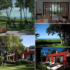 Trancoso - Casa Com Vista Mar  Veja mais aqui - http://www.imoveisbrasilbahia.com.br/trancoso-casa-vista-frente-ao-mar-a-venda  Lindíssima propriedade situada em condomínio fechado de alto padrão, com acesso à praia, através de uma trilha.