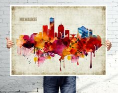 cityscape milwaukee - Google Search
