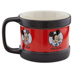 Day by Day The Mickey Mouse Club Mug
