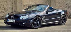 Mercedes SL55 AMG: Das Kraftpaket 2006er R230 bringt satte 620 PS auf die Straße