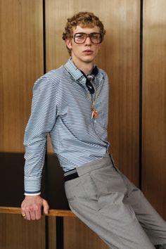 Andrea Pompilio Spring 2017 Menswear Collection Photos - Vogue