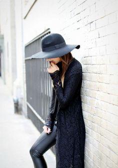 20X de mooiste outfits met hoeden. Nu op www.lifestyle-fabriek.nl