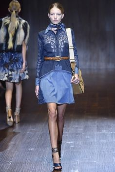 LOOK   2015 SS MILAN COLLECTION   GUCCI   COLLECTION   WWD JAPAN.COM