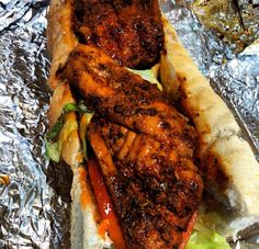 ... about Po- boys - subs - cheese steaks on Pinterest | Po' boy