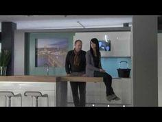▶ Häfele Functionality - Verschiebbare Arbeitsplatte in der Küche (01) - YouTube