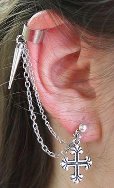 Earring Cuf
