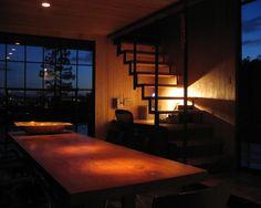 Olle Lundberg cabin: interior
