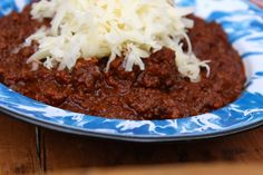 Best Chili recipe...
