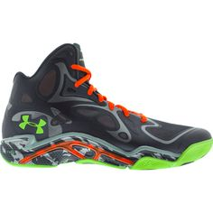 best service d3453 e3f55 Under Armour - Micro G Anatomix Spawn Nike Under Armour, Under Armour Shoes,  Basketball
