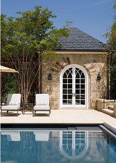 #Piscine #terrasse par Anne Decker Architecte