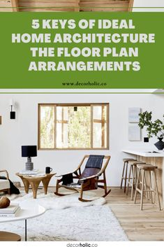 Something that is inseparable to home architecture is the floor plan. The floor plan can be described as the scaled diagram of a building from above. It involves single rooms, the entire building, or a certain floor of a building; including the measurements, furniture, and any other appliances. #decorholic #homearchitecture #floorplan #planarrangements #architecturedesign #homedesign