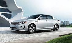 Kia Optima Hybrid Premium in Sterling