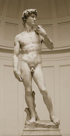 Michelangelo (Buonarroti) - David