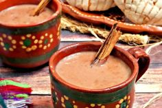 Avena de Chocolate (Mexican Chocolate Oatmeal)