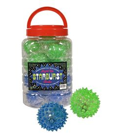 Look at this #zulilyfind! Blue & Green Light-Up Ball - Set of 24 by Streamline #zulilyfinds