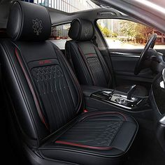 Charcoal Tweed Fia OE32-72 CHARC Custom Fit Rear Seat Cover Bench Seat