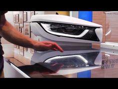 MESO: BMW Laserlight Demonstrator