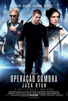 """""""Operação Sombra – Jack Ryan"""" teve divulgado o cartaz nacional http://cinemabh.com/imagens/operacao-sombra-jack-ryan-teve-divulgado-o-cartaz-nacional"""