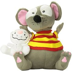 Toopy and Binoo Plush Doll >>> Want to know more, click on the image. (This is an affiliate link) #PlushFigures