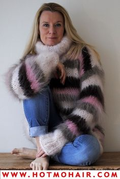 Mohair Sweater, Men Sweater, Gros Pull Mohair, Turtleneck Outfit, Catsuit, Mittens, Fur Coat, Turtle Neck, Knitting