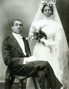 Wedding pic from 1910