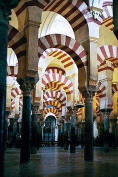 Mezquita-Catedral, Cordoba, Spain