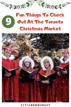Taking over the historic 'hood, the Christmas Market offers everything from shopping and entertainment, to ample opportunities to eat, drink and be merry. Toronto, Merry, Entertaining, Marketing, Christmas, Movies, Movie Posters, Fun, Shopping