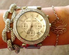 Every second counts in this fabulous lifestyle. A little extra arm candy makes it all the better!