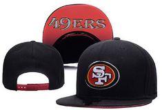 NFL Mens San Francisco 49ers Flatbrim Cap New Era Snapback 849d1d430