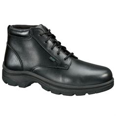 534-6906 Thorogood Women's Soft Streets Uniform Chukkas - Black * Visit the image link more details.
