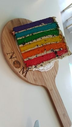 Cookies and cream rainbow cake