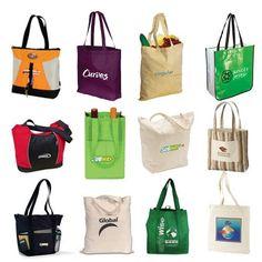 Custom Bags - Tote Bags