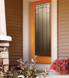ODL door glass - Topaz