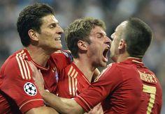 Bayern Munich vs. Barcelona