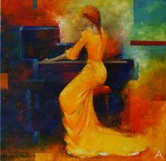 Персональная галерея работ и картин для продажи художника Аханов Александр Васильевич