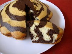 Zebra Cake – Healthy Recipes for Kids |
